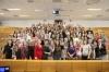 Spoločná fotografia účastníkov konferencie s dr. Nilsom Bergmanom