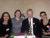 Na obede dr. Nilsa Bergmana s MAMILOU a poslankyňou NR SR Simonou Petrík