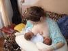Dvojčatá môžu byť plne dojčené