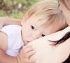 Dojčenie je pre väčšie deti významný prostriedok pre upokojenie, uistenie i odstránenie bolesti