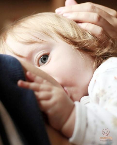 Dojčenie je omnoho viac než len pitie mlieka