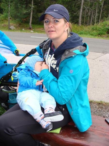 Dojčiť sa dá aj v Tatrách na lavičke