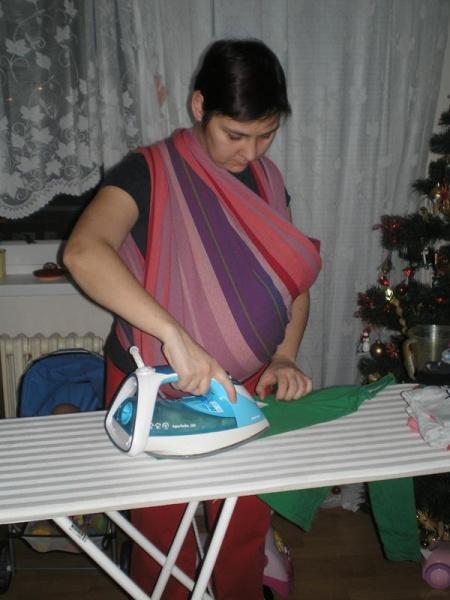 Vak je užitočná pomôcka pri domácich prácach